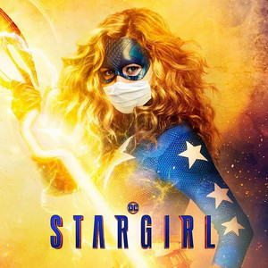 Stargirl (Courtney Whitmore) Go Pro-Mask social distancing fashion wear
