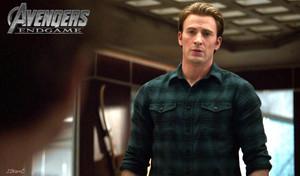 Steve Rogers -Avengers: Endgame (2019)