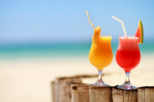 Summer Drinks [Colorful]