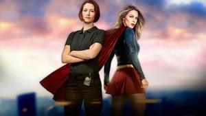 Supergirl & Alex