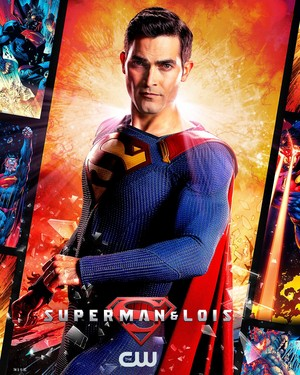 superman and Lois - New Promo Poster