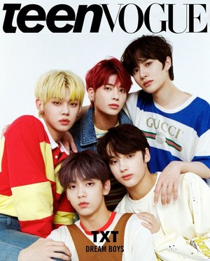 TXT|Teen vogue