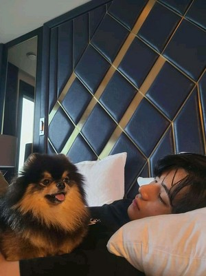 Tae and Yeontan