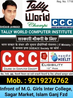 Tally World Computer