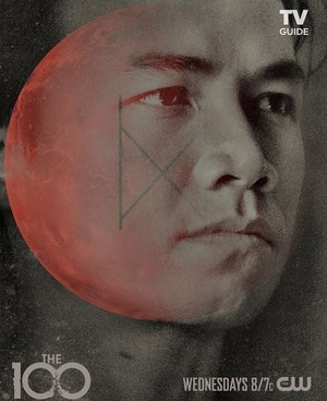 The 100 - Season 7 Character Poster - Jordan