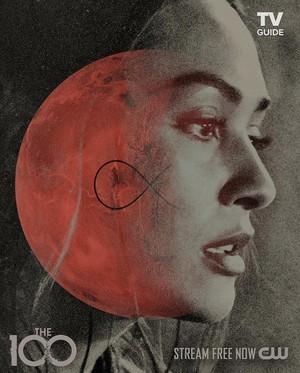 The 100 - Season 7 Character Poster - Raven