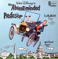 The Absent-Minded Professor Movie Soundtrack - disney photo
