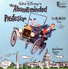 The Absent-Minded Professor Movie Soundtrack