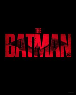 The batman (2021) Logo