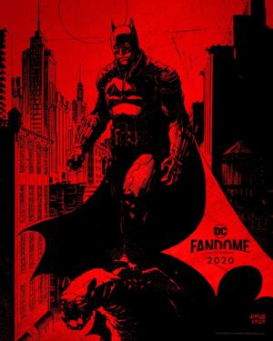 The batman (2021) Poster
