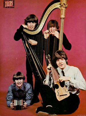 The Beatles Have New Instruments? 😄