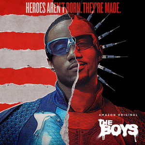 The Boys - Season 2 Poster - A-Train