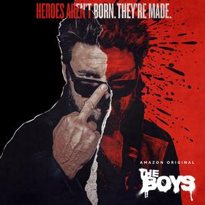 The Boys - Season 2 Poster - Billy Butcher