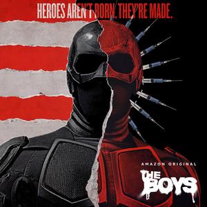 The Boys - Season 2 Poster - Black Noir