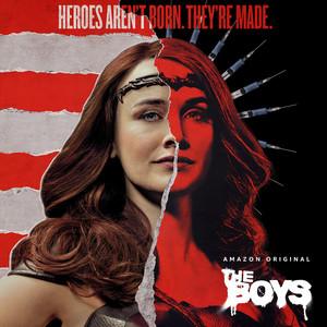 The Boys - Season 2 Poster - Queen Maeve