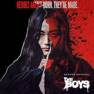 The Boys - Season 2 Poster - The Female
