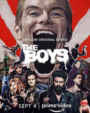 The Boys - Season 2 Poster - Homelander