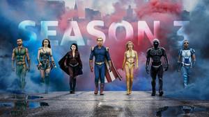 The Boys - Season 3 Announcement Poster