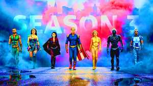 The Boys - Season 3 Wallpaper