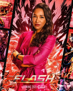 The Flash - Season 7 - Promo Poster