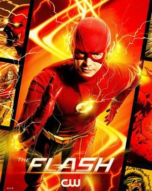 The Flash - Season 7 - Promo Poster