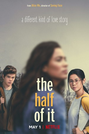 The Half of It (2020) Poster