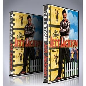 The Jet Jackson DVD Set