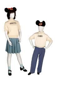 The Original Mickey 쥐, 마우스 Club Costume