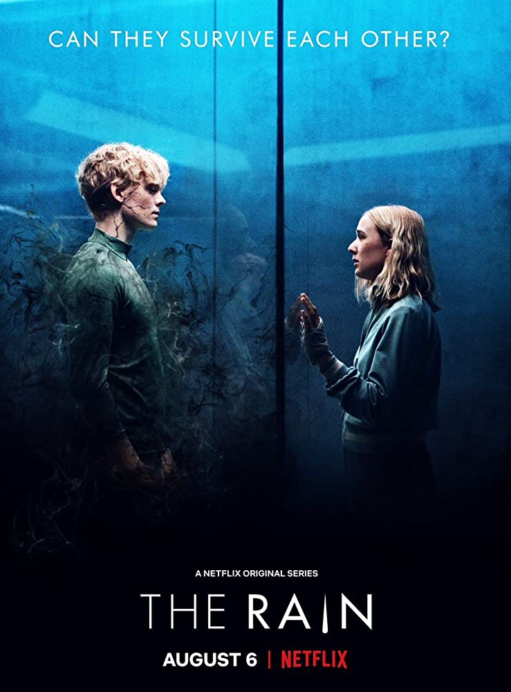 The Rain - Season 3 Poster - Can they survive each other?