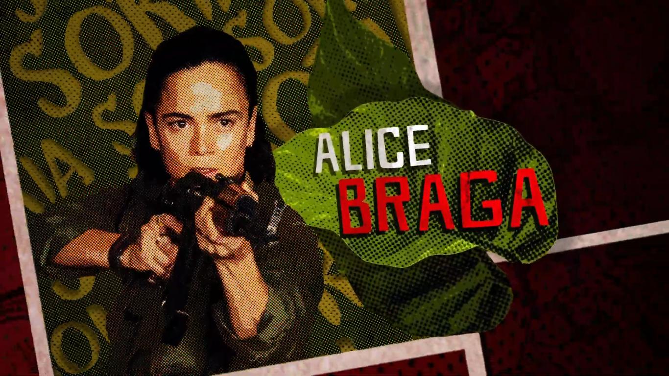 The Suicide Squad: Roll Call - Alice Braga as Sol Soria - The Suicide Squad  (2021) foto (43499771) - fanpop