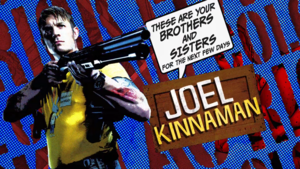 The Suicide Squad: Roll Call - Joel Kinnaman as Rick Flag