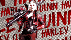 The Suicide Squad: Roll Call - Margot Robbie as Harley Quinn