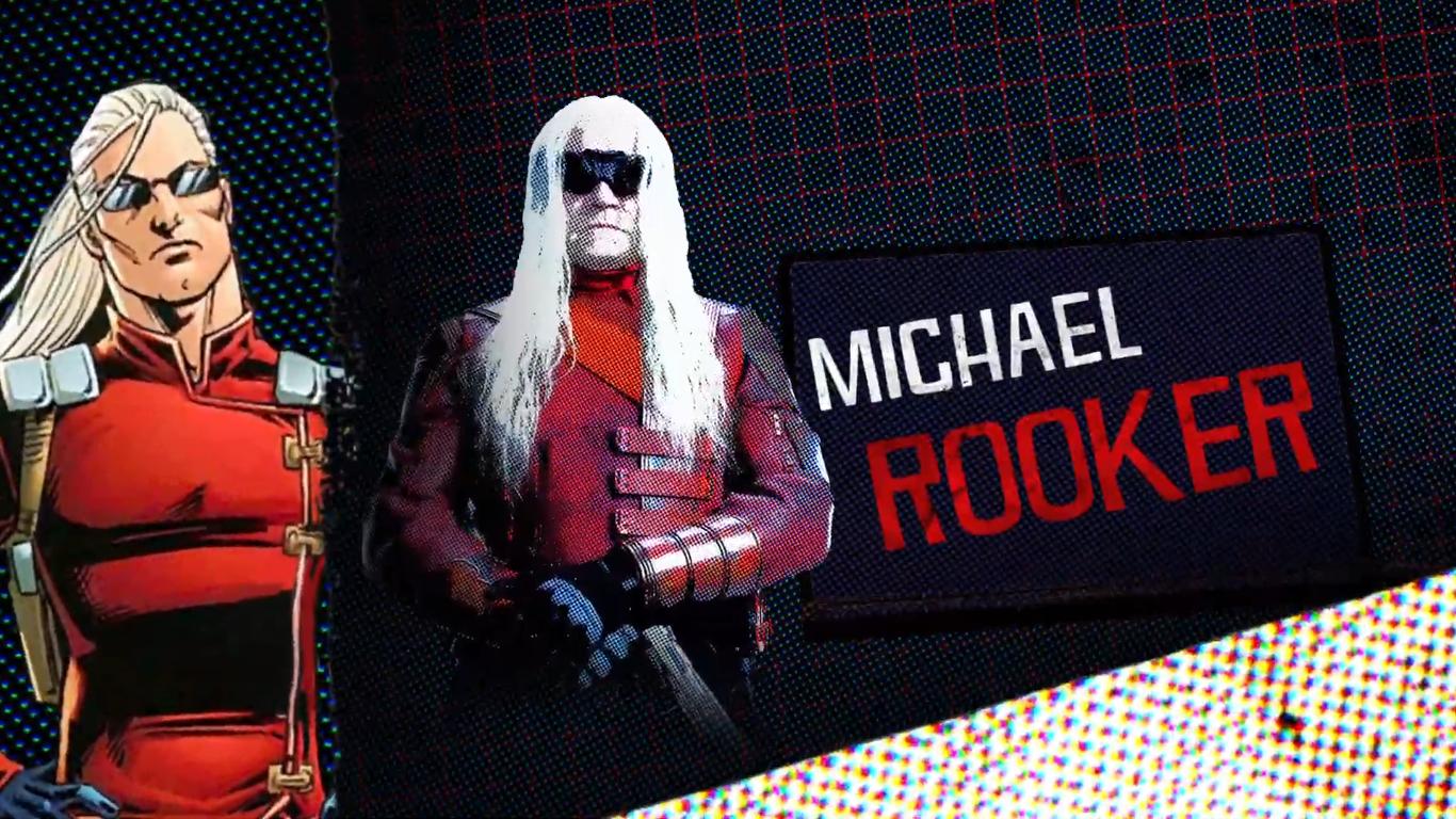 The Suicide Squad: Roll Call - Michael Rooker as Savant - The Suicide Squad  (2021) fotografia (43499706) - fanpop