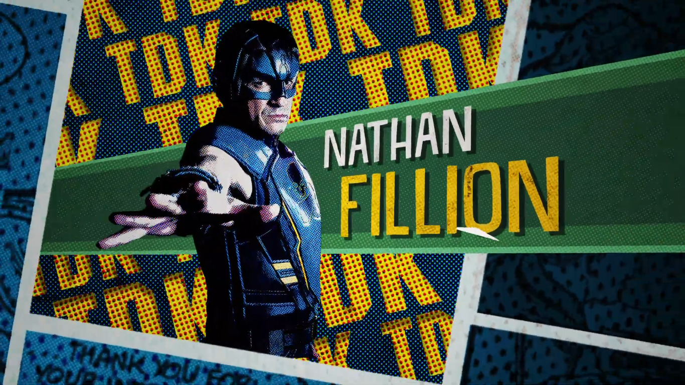 The Suicide Squad: Roll Call - Nathan Fillion as TDK - The Suicide Squad ( 2021) bức ảnh (43499779) - fanpop