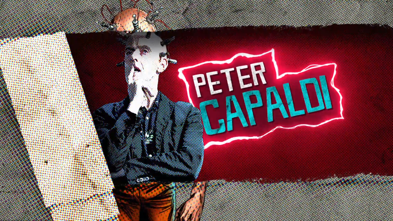 The Suicide Squad: Roll Call - Peter Capaldi as Thinker - The Suicide Squad  (2021) Photo (43499765) - Fanpop