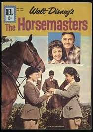 The Horsemasters Comic Book