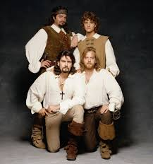 Three Musketeers Promo Shot