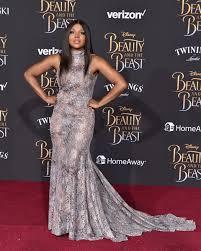 Toni Braxton 2017 Disney Film Premiere, Beauty And The Beast