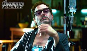 Tony Stark -Avengers: Endgame (2019)