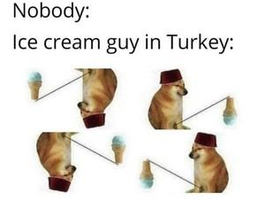 Turkish アイスクリーム