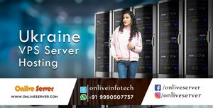 Ukraine VPS Server Hosting with più flexibility and resources