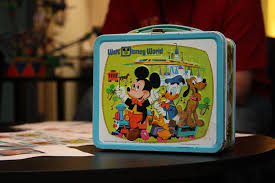 Vintage Disney Lunchbox