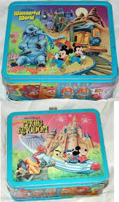 Vintage Disney Lunchboxes