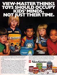 Vintage View-Master Promo Ad