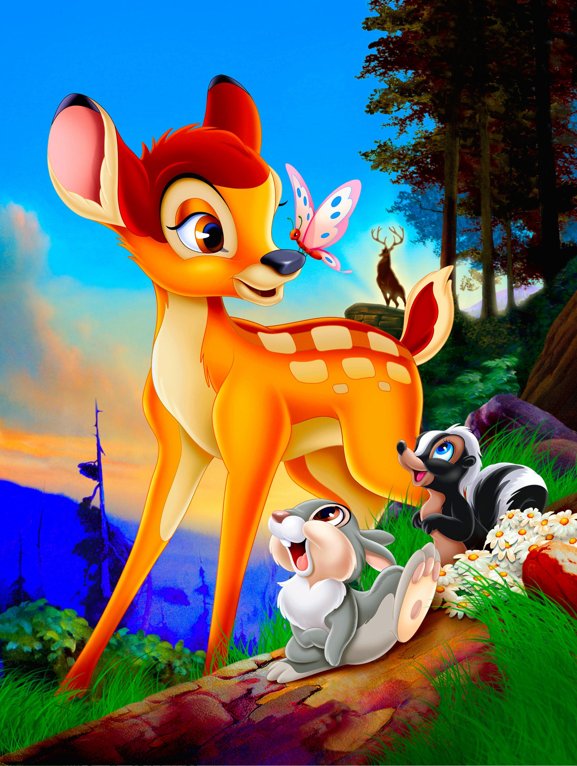 Bambi HD Wallpaper   Background Image   2560x1600