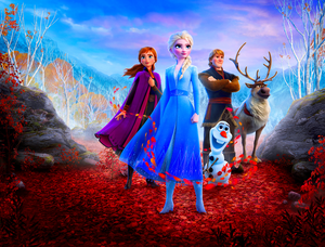 Walt 디즈니 Posters - 겨울왕국 2