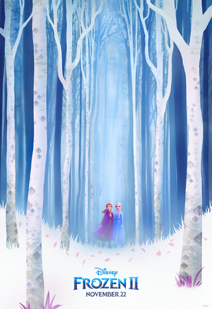 Walt disney Posters - Frozen 2