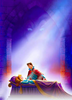 Walt ডিজনি Posters - Sleeping Beauty
