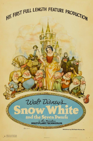 Walt Disney Posters - Snow White and the Seven Dwarfs