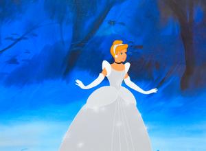 Walt Disney Production Cels - Princess Cinderella